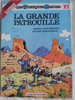 BD Brochée Les Tuniques Bleues  N°09  Edition Originale De 1976 - Tuniques Bleues, Les