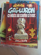 GAI-LURON T6 GAI-LURON CE HEROS AU SOURIRE SU DOUX  GOTLIB - Gai-Luron