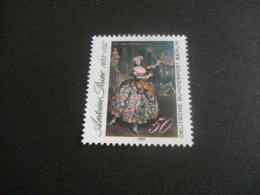 De486- Stamp MNH Germany Berlin- 1983- SC. 9N485- Barbara Campanini By Antoine Pesne - Arte