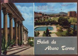 L6885 SALUTI DA ABANO TERME - Italia