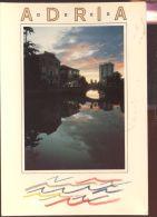 L6919 ADRIA - PONTE CASTELLO SUL CANAL BIANCO - Altre Città