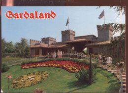 L6927 GARDALAND - OROLOGIO FLOREALE - Italia