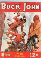 Buck John N° 161 Ed. Imperia - Petits Hommes, Les