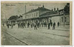 Bahnhof Rawa Ruska Ukraina - Ukraine
