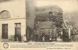 Pays Div- Belgique - Ref A958- Liege - Ancienne Porte De Vivegnis - Carte Bon Etat  - - Zonder Classificatie