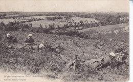 GUINCAMP, Le 48e En Manoeuvres- La 2e En Tirailleurs, Circulee - Guingamp