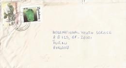 Zimbabwe 1993 Gweru Emerald Minerals Cover - Mineralen
