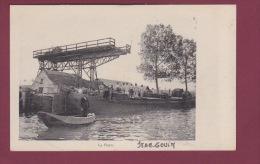 BATEAU - 291213  - La Flotte - JEAN GOUIN - CANONNIERE - Guerre