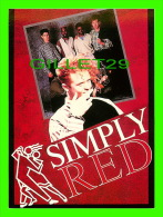 MUSIQUE & MUSICIENS - SIMPLY RED - ATHENA INTERNATIONAL = - Musique Et Musiciens