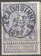 _Fd440: N° 71: E11: ECAUSSINNES - 1894-1896 Expositions