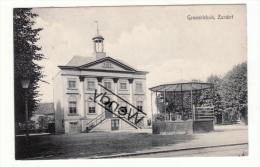 Zundert - Gemeentehuis Met Kiosk - Other