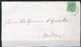 Drucksache 1881 Aus Büchen Nach Möllen ( Mölln) - Schleswig-Holstein