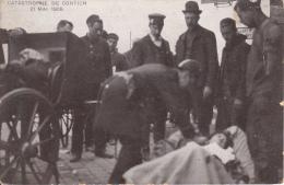 Contich. -  Catastrophe De Contich 21 Mai 1908 - Kontich