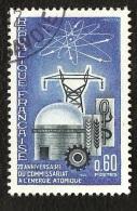 N° 1462 Nucléaire Atome 1965 - France