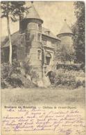 Groot-Bijgaard (Grand-Bigard) : Château (1921) - Dilbeek