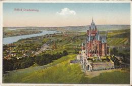 - Allemagne - Schlob DRACHENBURG - - Drachenfels