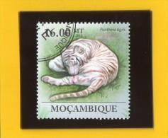 MOZAMBIQUE ,,, PANTHERA  TIGRIS ,,,,**  16. 00  MT  ** ,,, POSTE  2011 ,, TBE - Mozambique