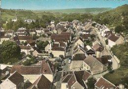 CPA-1960-58-CORVOL-L ORGUEILLEUX--EN AVION Au DESSUS-VUE GENERALE-TBE - Otros Municipios