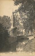 CPA-1910-77-CRECY EN BRIE-LE BEFFROI ET LA PORTE DE MEAUX--TBE - Autres Communes