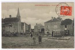 GENEVRIERES Rue De L'Eglise - Otros Municipios
