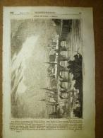 30 Janvier 1834  MAGASIN UNIVERSEL: Nombreuses Gravures Panorama De MOSCOU ; Incendie De 1812; - Kranten