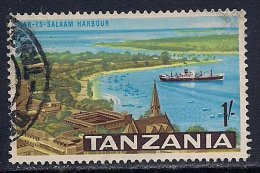 Tanzania ~ 1965 ~ 1s. Definitive ~ SG 136 ~ Used - Tanzania (1964-...)