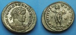 FOLLIS COSTANTINO I IL GRANDE 309-310 D.C. RARA CONSERVAZIONE  50 - 6. La Tetrarchia E Costantino I Il Grande (284 / 307)