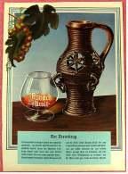 Reklame Werbeanzeige Von 1965 -  Asbach Uralt  -  Der Verierkrug  -  Von 1965 - Alkohol