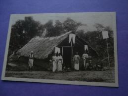 Quilon (Kollam, Kerala, India) : Voorloopige Kerk - Eglise Provisoire (Nels) - Inde