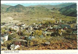 CPSM Virginia City Nevada - Etats-Unis