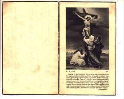 Souvenir Décès Doodsprentje Martin COTTIELS époux Odile Devlaminckx Biévène (Bever) 1869 - 1944 - Devotion Images