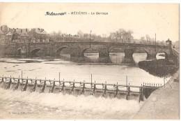 Dépt 08 - CHARLEVILLE-MÉZIÈRES - Mézières - Le Barrage - Charleville