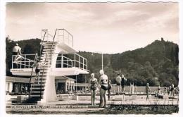 D4152      KÖNIGSWINTER : Lemmerz-bad - Schwimmbad  ( Swimmingpool - Piscine) - Koenigswinter