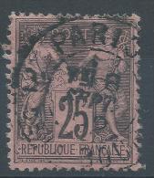 Lot N°23763  N°97, Oblit Cachet à Date De PARIS - 1876-1898 Sage (Type II)