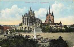 Allemagne -ref A762- Erfurt - Carte Bon Etat  - - Erfurt