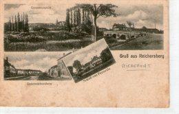 57 RICHEMONT     ---     Panorama   --  Richemont Bas -- Château De Pépinville -- - Autres Communes