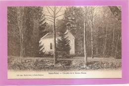 D89 - SAINT PRIVE - CHAPELLE DE LA MAISON HAUTE - état Voir Descriptif - Autres Communes