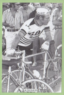 Rudi ALTIG. 2 Scans. Photo . GBC Zimat - Cyclisme