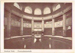 AK Halle/Saale, Stadtbad, Frauenschwimmhalle Um 1920 - Halle (Saale)