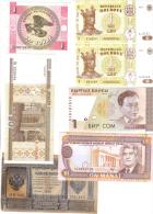 Nazioni Varie 7 Banconote Lotto 1179 - Non Classificati