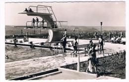 D4167      KÖNIGSWINTER : Das Lemmerz-Bad - Schwimmbad  ( Swimmingpool - Piscine) - Koenigswinter