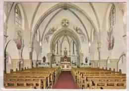 Pfarrkirche Hl. Kreuz , Lütter B. Fulda - Kirchen U. Kathedralen