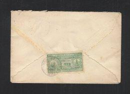 KuK Brief Wohlfahrtsmarke Deutschmeister Waisenheim Unter-Dambach 1905 - 1850-1918 Imperium