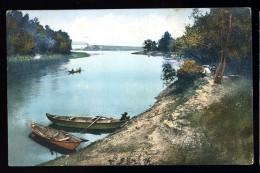 Cpa  De Russie  Blick Auf  Den Fluss Djoma  HRT13 - Russie