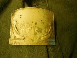 BELGE - BELGQIUE - MEDAILLE DE TABLE - NAMUR - NAMUROISE - Army & War