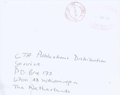 Namibia 2012 Oshanki Postage Paid Official Cover Cover - Namibië (1990- ...)