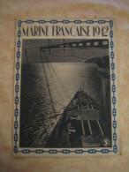 Marine Française 1942. - Books