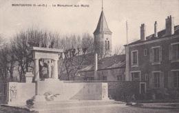 MONTGERON/91/ Le Monument Aux Morts/ Réf:C1627 - Montgeron