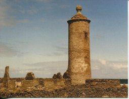 Lighthouse - Phare -  UK - Scotland - Orkney Islands - North Ronaldsay Lighthouse - Fari