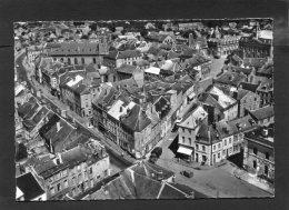 LANDRECIES AVENUE FOCH   VUE GENERALE   CIRC  NON   / 1960   EDIT - Landrecies
